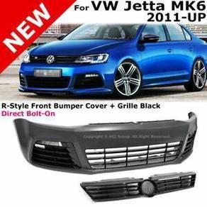 Volkswagen jetta 2011-13 facelift r version bumper