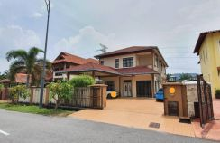 FREEHOLD 2 Storey Bungalow House Putra Hill Residensi HIGHWAY VIEW