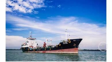 Tanker Vessel For Sale