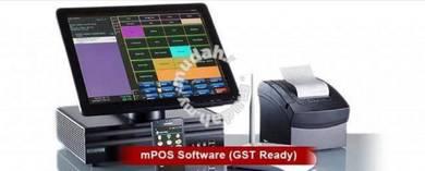 Komputer Sistem (POS System) Untuk Restoran GST