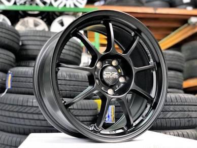 New 17 OZ Alleggerita Italy Rim Civic Mazda HRV K3