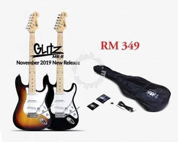 BLW Glitz Series Electric Guitar🎸 Basic Package
