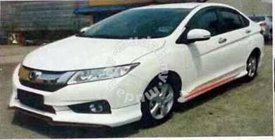 Honda city 2015 rsr bodykit with paint ppu