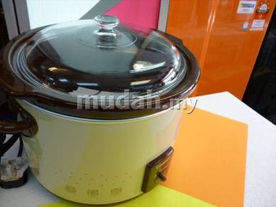0% gst New CORNELL SLOW COOKER D50C