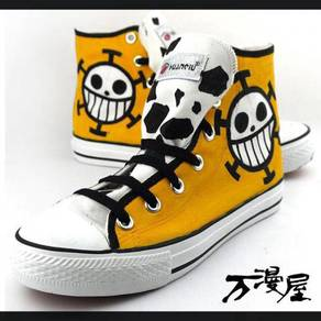 One piece trafalgar law Casual shoes
