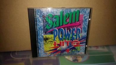 CD Salem Power Hits - Romancing Jazz