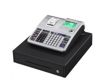 Cash Registers CASIO SE-S400 Mesin Cashier Machine