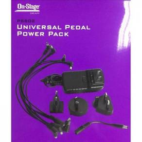 On Stage PS802 Universal Pedal Power Pack