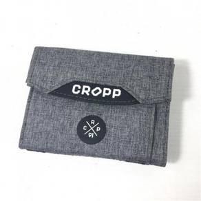 Cropp 1991 grey wallet