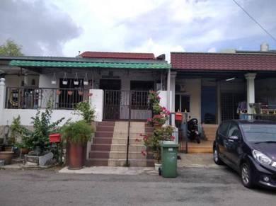 FREEHOLD | Terrace House Lorong Malinja 5 Taman Bunga, Kuala Lumpur