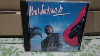 CD Paul Jackson Jr - I Came To Play