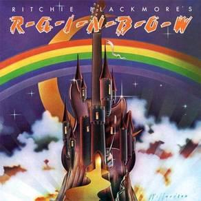 Rainbow Ritchie Blackmore's Rainbow LP (Yellow/Gol