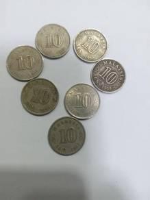 1967 1968 Coins