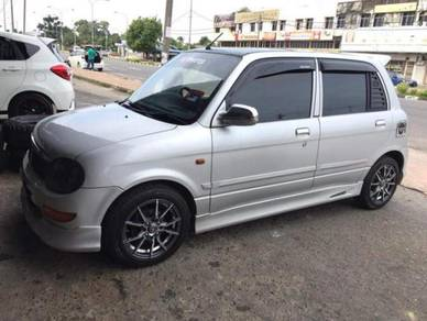 Perodua Kelisa for rent