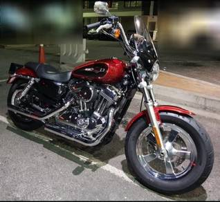 Harley davidson / xl1200c sporster