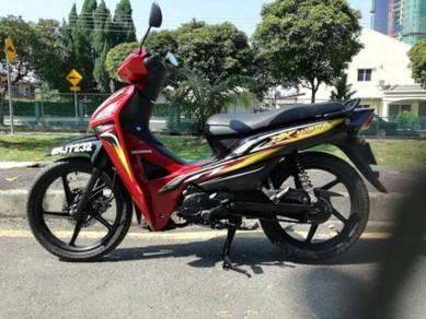 Honda Wave 110DX (2013)