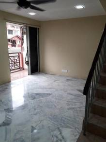 WW. ROOMS parquet painting marble polish