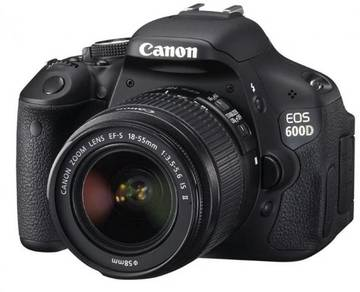 Canon 600D for swap only