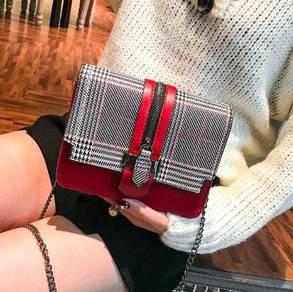 Fashion Retro Zipper Stripe Design BLSE 31320