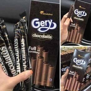 10 boxs of gery chocolatos wafer roll 09