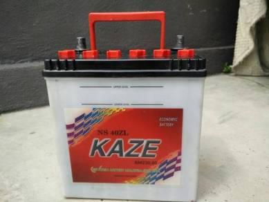 Kaze Bateri Basah NS40ZL