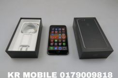Iphone (7) jet black 32gb store tiptop murah