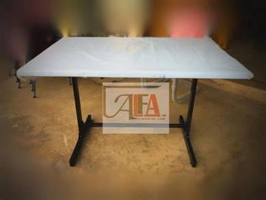Dining Plastic table Meja Plastik Makan mamak