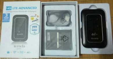 TENDA WIFI-4G LTE-ADVANCED (150 Mbps Pocket Mobile