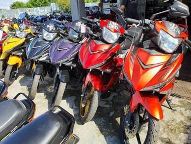 Yamaha Y15ZR V1 Used Loan Kedai