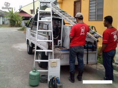Servis/Wiring Dan Aircond Baru Second Hand
