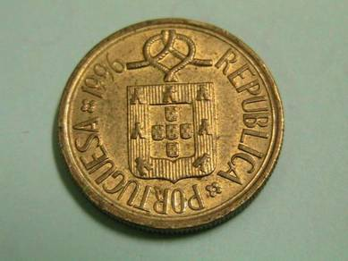 Portugal 5 Escudos 1999