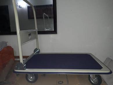 Steel Trolley 150*300kg troli lasak