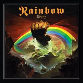 Rainbow Rising LP (Red Vinyl)