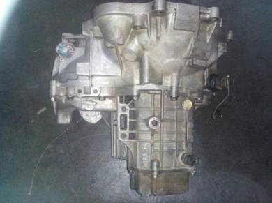 Wira 1.6 manual gearbox