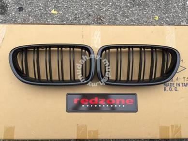 BMW F10 carbon fiber grille F10 black grille