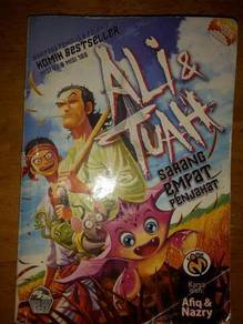 Komik Ali dan Tuah
