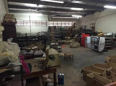 Desa Cemerlang 1 & 1/2 Storey Terrace Factory