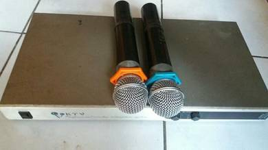 Mic wireless ktv