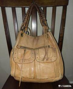 Shoulder/ Tote Bag Leather SHIPS