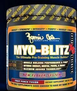 Ronnie Coleman Myo Blitz Pre Workout (Keras Sikit)