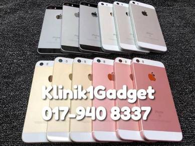 SE 64gb fullset original iphone