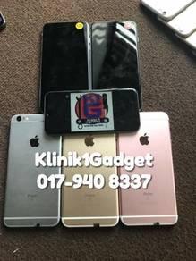 6S 64gb fullset original iphone