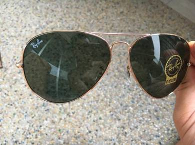 Ray Ban Aviator Original, G15 Glass Lens