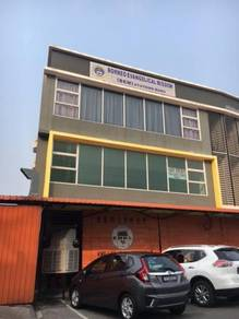 Corner first floor shoplot at New Airport Road for Rent