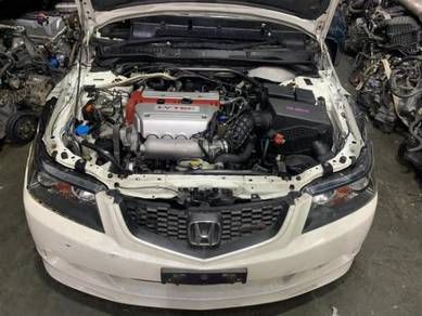 Honda Accord Euro R CL7 K20A Half Cut