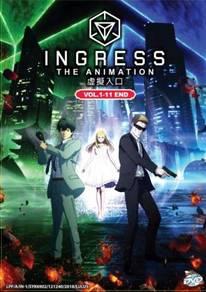 Ingress The Animation Vol.1-11End Anime DVD