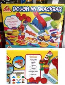 Education & Learning Children Play Doh Snack Bar