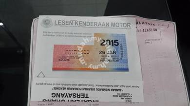 Renew labuan Road tax sabah roadtax