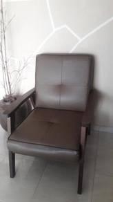 1-seater sofa's