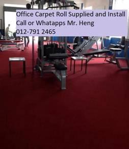 Plain Carpet Roll with Expert Installation k10
